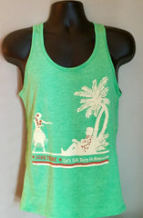 Buy John Prine Official Let's Talk Dirty In Hawaiian Unisex Tank Tops - OH BOY RECORDS