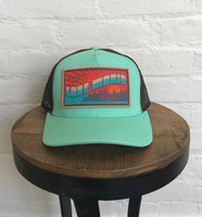 Lake Marie Trucker Cap - OH BOY RECORDS