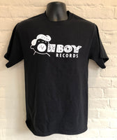Oh Boy Records T-Shirt - OH BOY RECORDS