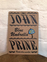John Prine's Limited Edition Enamel Pins - OH BOY RECORDS