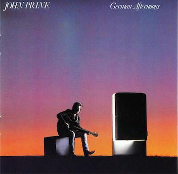 John Prine - German Afternoons (CD) - OH BOY RECORDS