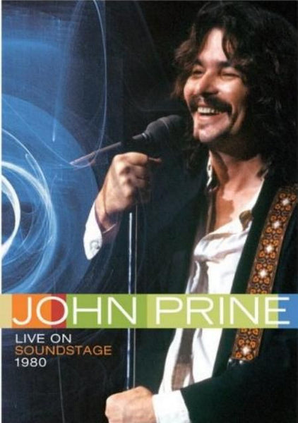 John Prine - Live on Soundstage 1980 DVD - OH BOY RECORDS