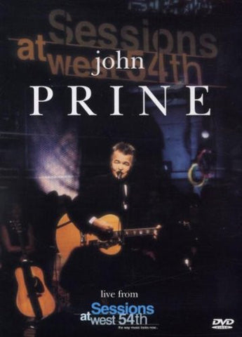 John Prine - Sessions at West 54th DVD