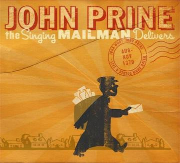 John Prine - The Singing Mailman Delivers Double CD
