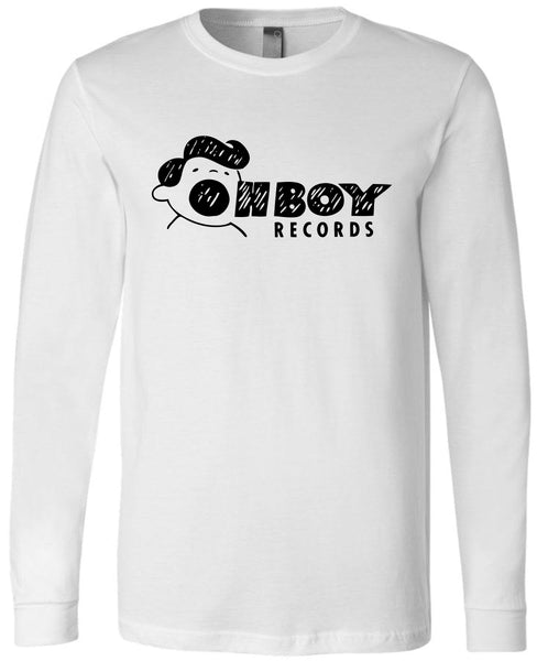 Oh Boy Records Long Sleeve Tee - OH BOY RECORDS