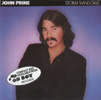 John Prine - Storm Windows CD from Oh Boy Records