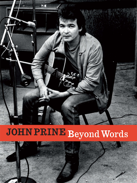 John Prine - Beyond Words (Songbook) - OH BOY RECORDS - OH BOY RECORDS