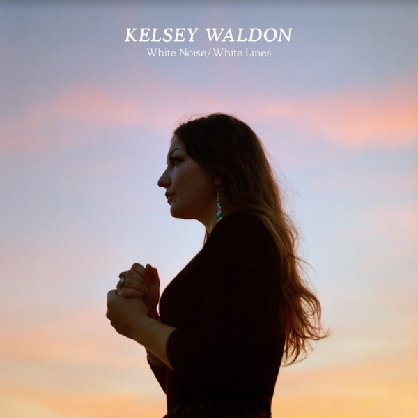 White Noise/White Lines (CD) - Kelsey Waldon - OH BOY RECORDS
