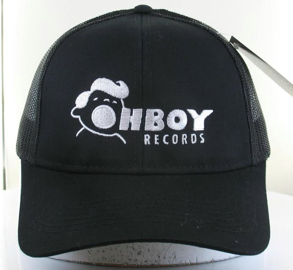 Oh Boy Trucker Hat - OH BOY RECORDS - OH BOY RECORDS