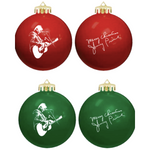 John Prine Holiday Ornaments