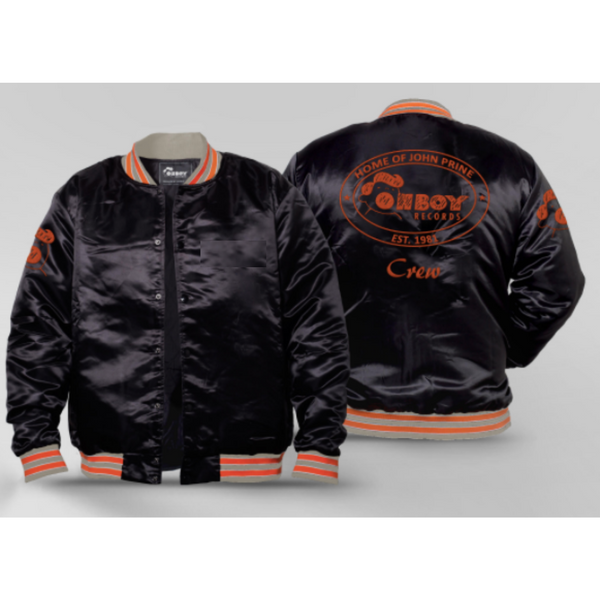 "Limitd Edition Oh Boy Records ""Crew"" Jackets"