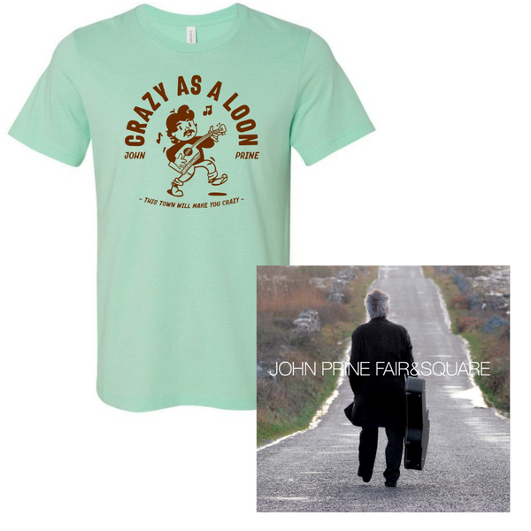 Die Midwestern - Shirt and Album Bundle - OH BOY RECORDS
