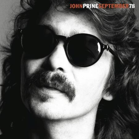 Buy John Prine's Live record September 78 from Oh Boy Records