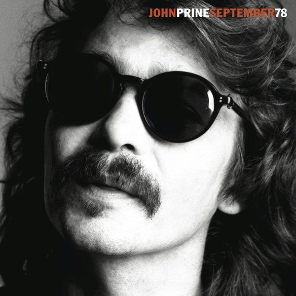John Prine September 78 Live Vinyl - OH BOY RECORDS