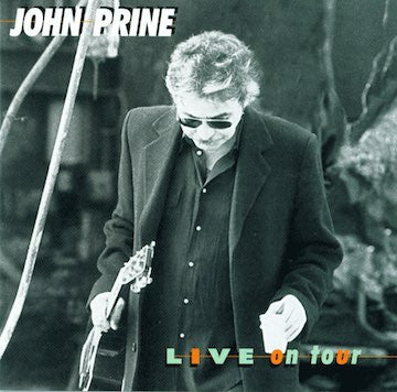 John Prine - Live on Tour CD