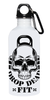 "Image of ""Drop Dead Fit"" Stainless Steel Water Bottle"