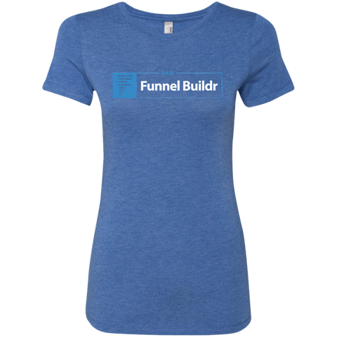 """I'm A Funnel Buildr"" (v2) Men's & Women's Tees"