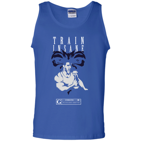 """Train Insane V2"" Men's Tees & Tanks"