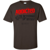 "Image of ""Addicted To Bettering Myself"" Men's Tees & Tanks"