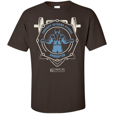 """Crossfit Extreme Fitness"" Men's Tees & Tanks"