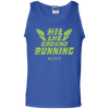 "Image of ""Hit The Ground Running"" Men's Tees & Tanks"
