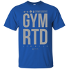 "Image of ""GYMRTD"" Men's Tees & Tanks"
