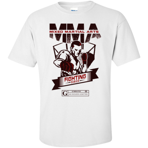 """MMA Fighting Series"" Men's Tees & Tanks"
