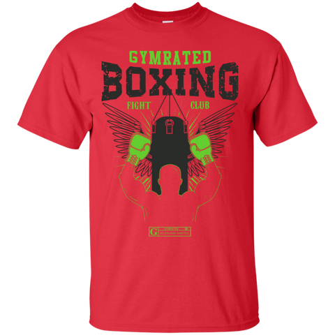 """GYMRATED Boxing Fight Club"" Men's Tees & Tanks"