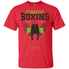 "Image of ""GYMRATED Boxing Fight Club"" Men's Tees & Tanks"