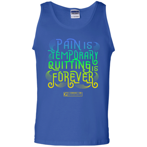 """Pain Is Temporary"" Men's Tees & Tanks"