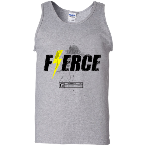 """Fierce"" Men's Tees & Tanks"