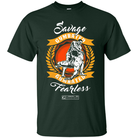 """Savage And Fearless"" Men's Tees & Tanks"