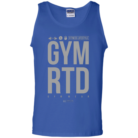 """GYMRTD"" Men's Tees & Tanks"