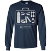"Image of ""Fitness Kit"" Men's Long Sleeve Tees & Hoodies"