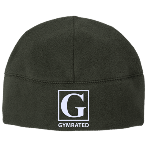 Official GYMRATED™ Brand Fleece Beanie