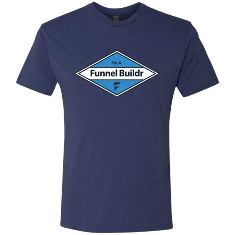"""I'm A Funnel Buildr"" (v3) Men's & Women's Tees"