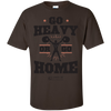 "Image of ""Go Heavy Or Go Home"" Men's Tees & Tanks"