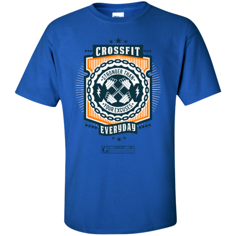 """Crossfit Everyday"" Men's Tees & Tanks"