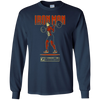 "Image of ""Iron Man"" Men's Long Sleeve Tees & Hoodies"