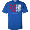 "Image of ""Refuel Repair Repeat Cycling"" Men's Tees & Tanks"