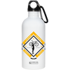 "Image of ""Cycling Champs"" Stainless Steel Water Bottle"