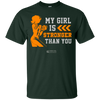 "Image of ""My Girl Is Stronger Than You"" Men's Tees & Tanks"