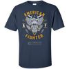 "Image of ""American Fighter"" Men's Tees & Tanks"