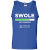 "Image of ""Swole"" Men's Tees & Tanks"