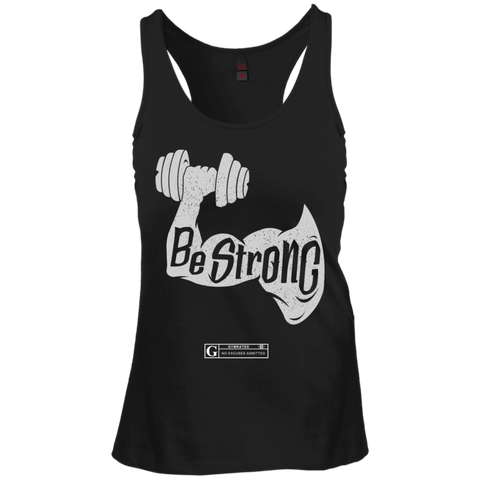 """Be Strong"" Ladies Tees & Tanks"