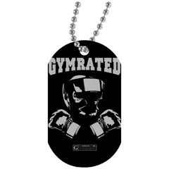 """Gymrated Boxing"" Dog Tags"