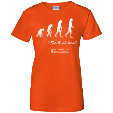 """Evolution of Yoga"" Ladies Tees & Tanks"