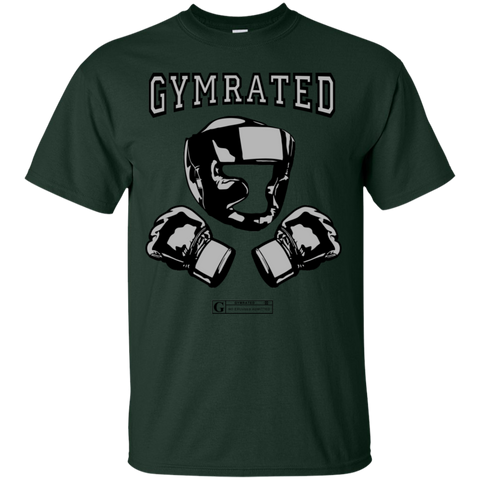"""GYMRATED Boxing"" Men's Tees & Tanks"