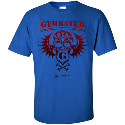 """GYMRATED Die With Pride"" Men's Tees & Tanks"