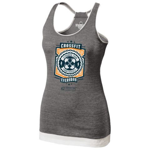 """Crossfit Everyday"" Women's Tees & Tanks"